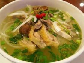 越南河內街頭美食