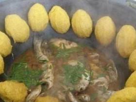 東北大鐵鍋做出來的別有風味美食