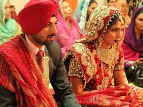 印度結婚婚俗