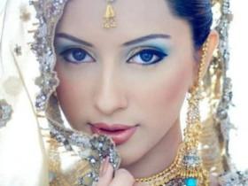 宗教色彩重性感嫵媚又傳統的印度女人